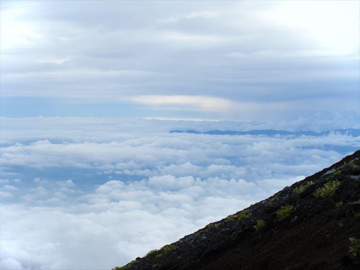 富士山登頂中2