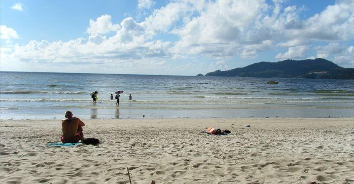 パトンビーチ1
