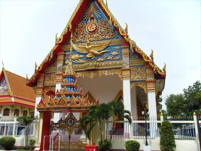 オールドタウンの寺院