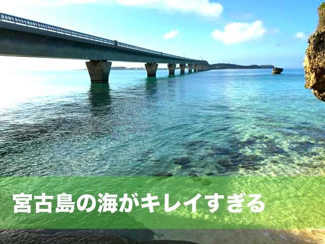 【宮古島旅行準備中なら必見】12月でも温かくて海も綺麗な宮古島について(勘違いで購入したACEのスーツケースと共に)