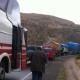 デモに遭遇!ラパスからポトシへバス移動 in ポトシ/ボリビア