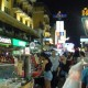 タリンチャン水上マーケットとカオサンロード in バンコク/タイ