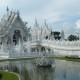 天国か地獄か。真っ白な寺院、ワットロンクン in チェンライ/タイ